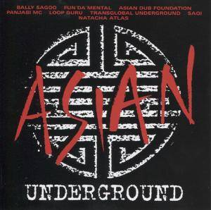 Asian Underground - Cover