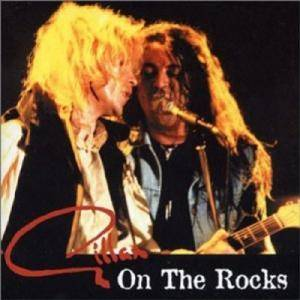 Gillan: On The Rocks - Cover