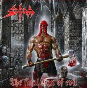 Sodom: Final Sign Of Evil, The - Cover