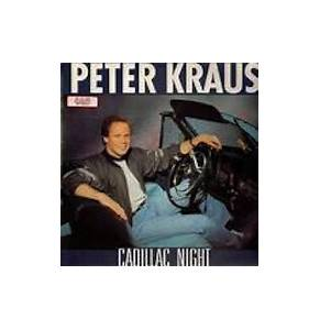 Cover - Peter Kraus: Cadillac Night