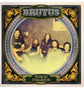 Cover - Brutus: Personal Riot