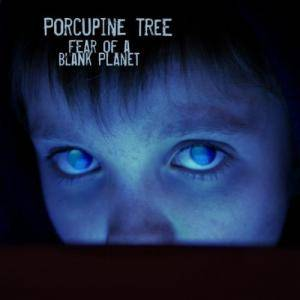 Porcupine Tree: Fear Of A Blank Planet - Cover