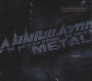 Annihilator: Metal (2-CD) - Bild 1