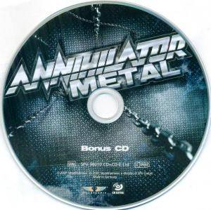 Annihilator: Metal (2-CD) - Bild 4