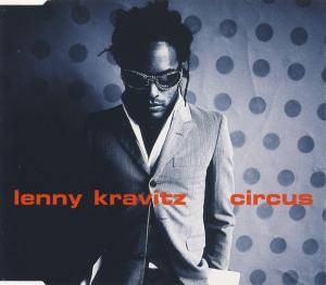 Lenny Kravitz: Circus - Cover