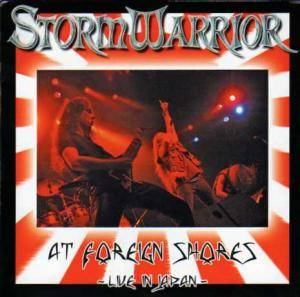 Stormwarrior: At Foreign Shores - Live In Japan - Cover