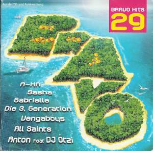 Cover - Nomansland: Bravo Hits 29