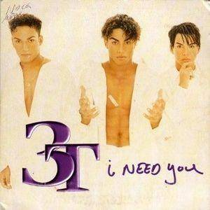 Cover - 3T: I Need You