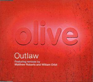 Olive: Outlaw - Cover