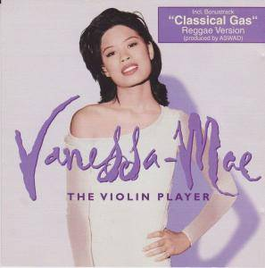 Vanessa-Mae: Violin Player, The - Cover