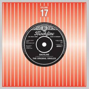 Cover - Clyde McPhatter & The Drifters: Backline - Volume 17