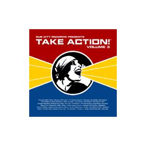 Cover - Break The Silence: Take Action! Vol. 03