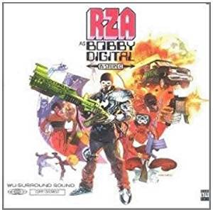Cover - RZA: RZA As Bobby Digital In Stereo