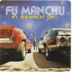 Fu Manchu: In Search Of... - Cover