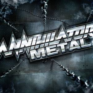 Annihilator: Metal (CD) - Bild 1