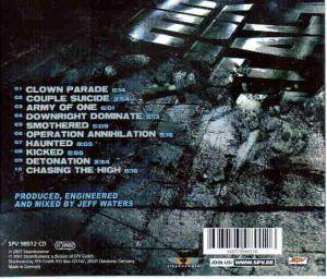 Annihilator: Metal (CD) - Bild 2