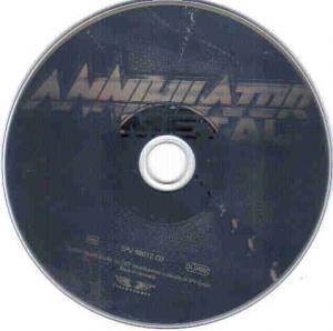 Annihilator: Metal (CD) - Bild 3