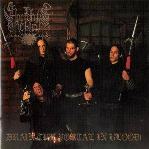 The Ancients Rebirth: Drain The Portal In Blood - Cover