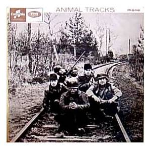 Cover - Animals, The: Animal Tracks (British Album)