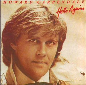 Howard Carpendale: Hello Again - Cover