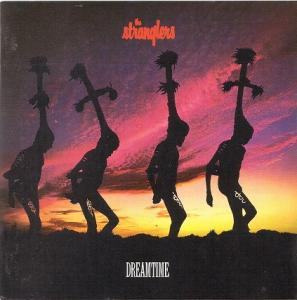 Stranglers, The: Dreamtime - Cover