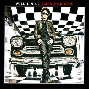 Willie Nile: American Ride - Cover