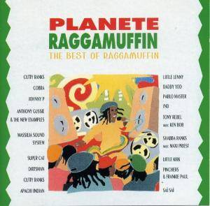 Planete Raggamuffin - Cover