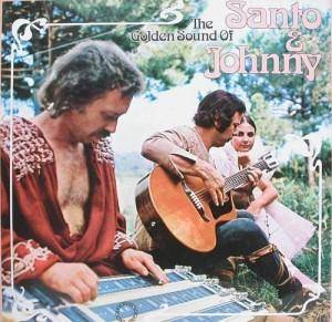 Cover - Santo & Johnny: Golden Sound Of Santo & Johnny, The