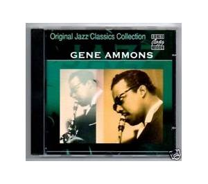 Gene Ammons: Original Classics Collection - Cover