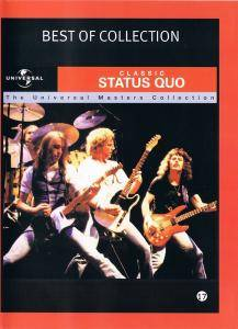 Status Quo: Universal Masters Collection, The - Cover