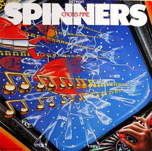 Cover - Detroit Spinners, The: Cross Fire