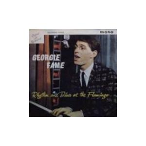 Georgie Fame & The Blue Flames: Rhythm And Blues At The Flamingo - Cover