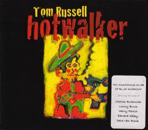 Cover - Tom Russell: Hotwalker