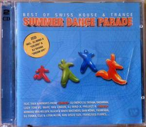 Cover - Kamaya Painters: Summer Dance Parade - Best Of Swiss House & Trance