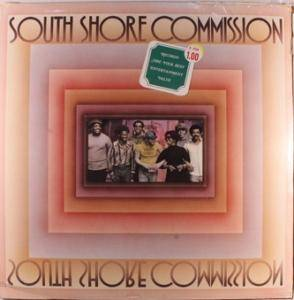 Cover - South Shore Commission: South Shore Commission