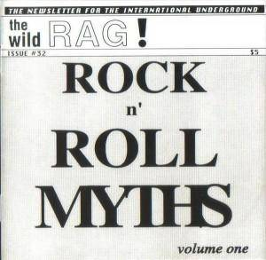 Rock 'n' Roll Myths Volume One - Cover