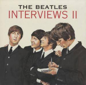 Cover - Beatles, The: Interviews II