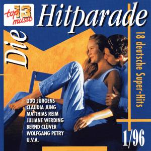 Cover - Felix Pascal: Club Top 13 - Top Hit-Parade - 18 Deutsche Super Hits 1/96