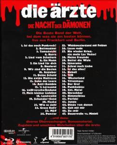 Die Ärzte: Die Nacht Der Dämonen (Blu-Ray Disc + USB-Stick) - Bild 2