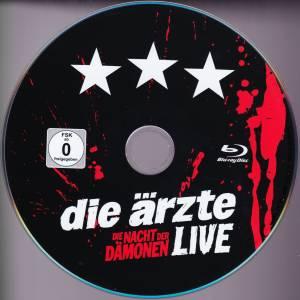 Die Ärzte: Die Nacht Der Dämonen (Blu-Ray Disc + USB-Stick) - Bild 4