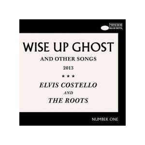 Elvis Costello & The Roots: Wise Up Ghost - Cover