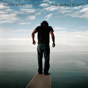 Elton John: Diving Board, The - Cover
