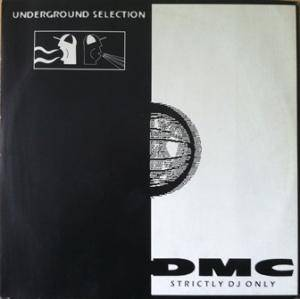 Cover - Genaside II: DMC Underground Selection 9/92