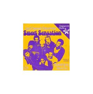 Cover - Sweet Sensation: Sad Sweet Dreamer