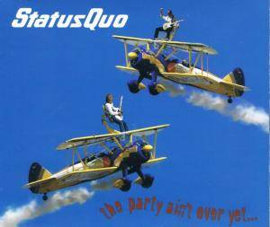 Status Quo: The Party Ain't Over Yet... (Promo-Single-CD) - Bild 1