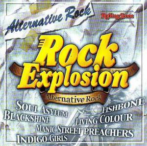 Rock Explosion - Alternative Rock (CD) - Bild 1