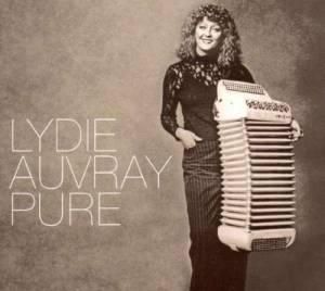 Cover - Lydie Auvray: Pure