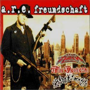 Cover - Vendetta, The: A.R.E. Freundschaft