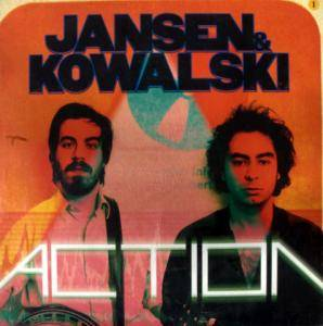 Jansen & Kowalski: Action - Cover