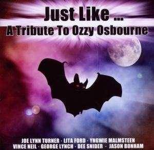 Just Like ... A Tribute To Ozzy Osbourne - Cover